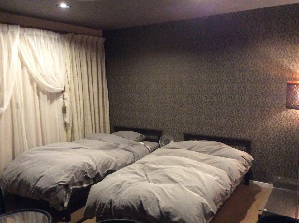Hanaemi Twin room